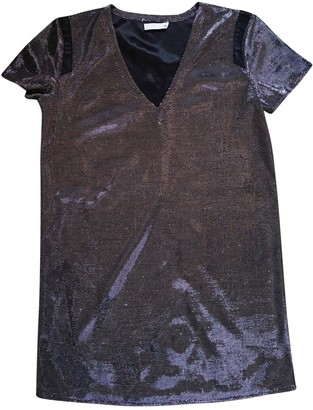 Supertrash Silver Top for Women
