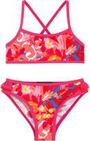 Catimini Printed bikini