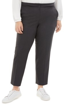 Bar III Trendy Plus Size Dress Pants, Created for Macy's