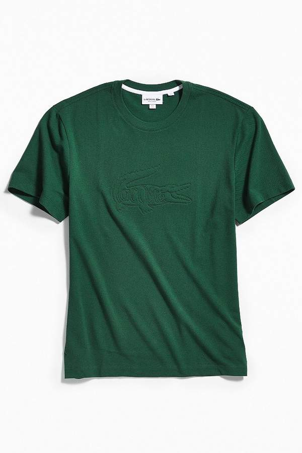 Lacoste Graphic Jersey Tee
