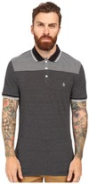 Original Penguin Engineered Jacquard Stripe Polo