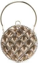 Rosantica Gautier crystal-embellished circle bag