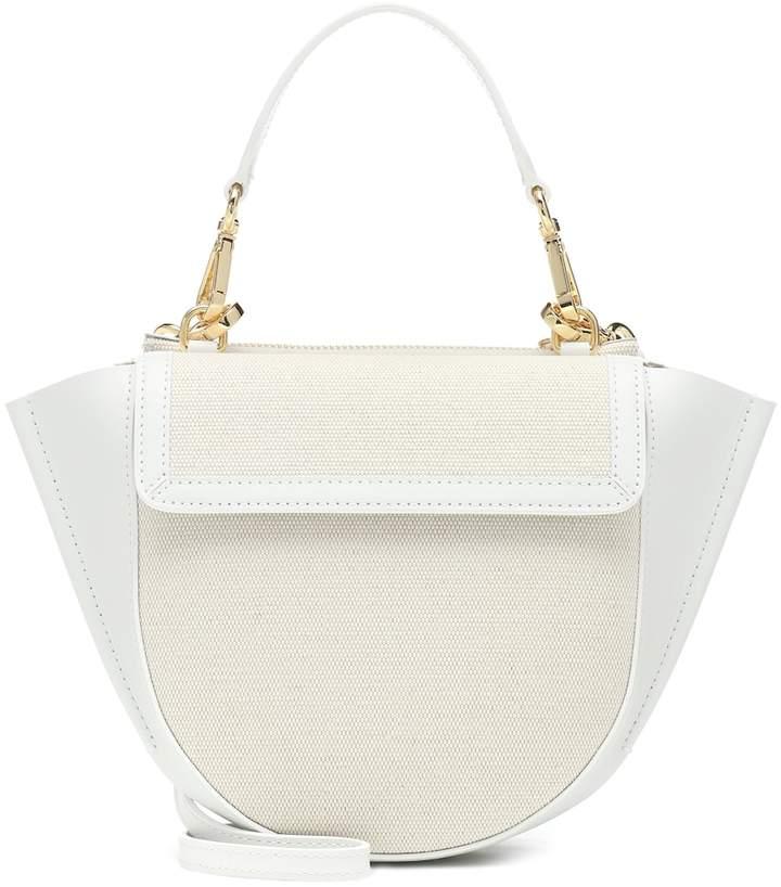 58f99c4ce White Canvas Bag - ShopStyle Australia