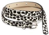 Old Navy Animal-Print Skinny Belt for Women
