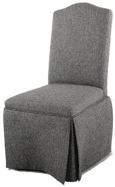 Pleasing Skirted Dining Chairs Shopstyle Ibusinesslaw Wood Chair Design Ideas Ibusinesslaworg