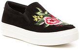 Steve Madden Garden Embroidered Sneakers