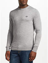 Fred Perry Classic Crew Merino Jumper