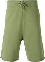 Converse cut off shorts - men - Cotton - L