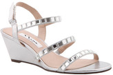 Nina Women's Naleigh Wedge Strappy Sandal