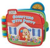"Fisher-Price Counting With Puppy"" Book"
