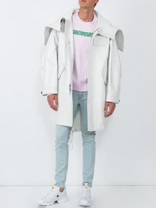 Calvin Klein Unisex Pink Sweatshirt