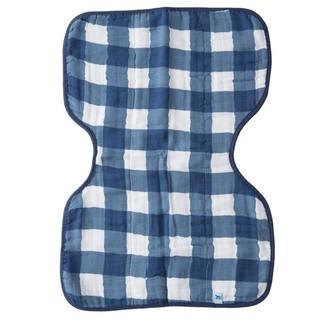 Little Unicorn Burp Cloth 100% Cotton Jack Plaid