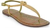 Sam Edelman Gigi - Sandal in Almond Patent Leather