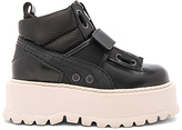 Fenty by Puma Strap Sneaker Boot in Black. - size 10.5 (also in 8.5,9.5)