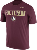 Nike Men's Florida State Seminoles Legend Football T-Shirt