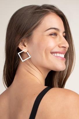 Trina Turk Hitra Square Earring