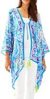 Lilly Pulitzer Island Caftan Kimono
