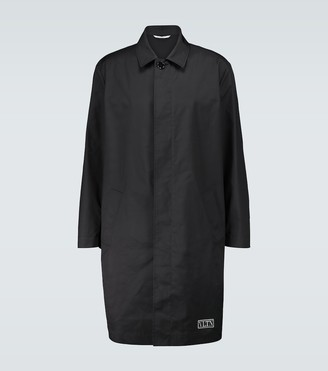 Valentino Technical logo coat