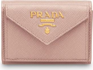 Prada Small Tri-Fold Wallet