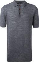 Roberto Collina classic polo shirt - men - Cotton/Linen/Flax/Polyester - 48
