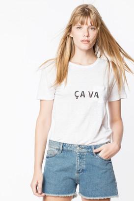 Zadig & Voltaire Amber Lin Bis T-Shirt