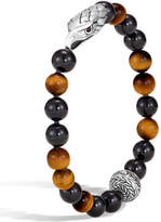 John Hardy Men's Legends Eagle Bead Bracelet