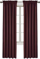 Eclipse Corinne Rod-Pocket Blackout Curtain Panel