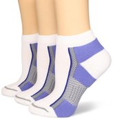 Wrightsock Women's X Fit Lo 3 Pack Athletic Socks