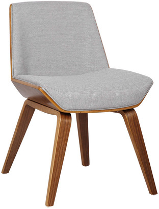 Armen Living Agi Mid-Century Dining Chair