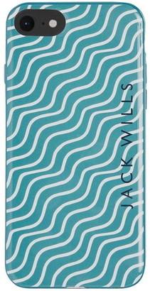 Jack Wills Flint Wave Graphic Iphone Case 6/6s/7/8