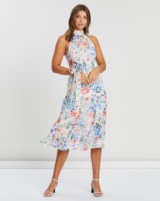 Atmos & Here Lillian Halter Dress