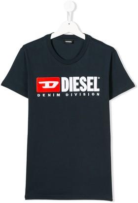 Diesel TEEN Tjustdivision T-shirt