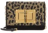 Tom Ford Natalia Medium studded shoulder bag