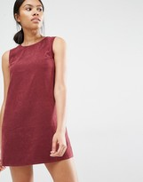 Love Suede Shift Dress