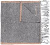Ermenegildo Zegna - frayed scarf