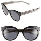 Burberry Women's 52Mm Retro Sunglasses - Black
