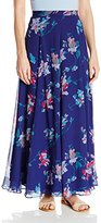 French Connection Women's Sweet Pea Maxi Skirt