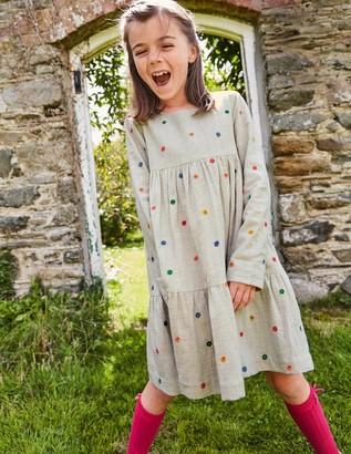 Boden Tiered Woven Dress