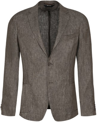 Ermenegildo Zegna Single-breasted Two Button Jacket