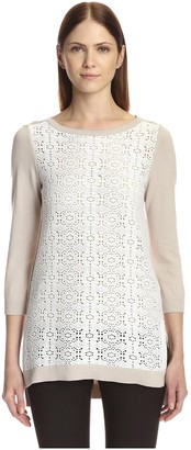 Society New York Women's Lace Tunic