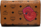 MCM New Year Series 3 Fold Med Wallet