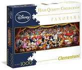 Disney 1000 Piece Panoramic Classic Puzzle