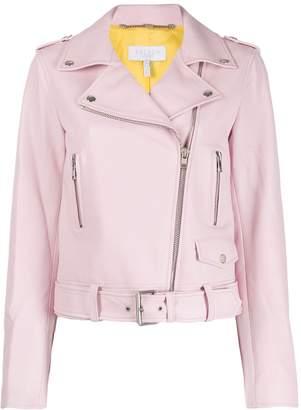 Escada Sport zip-up biker jacket
