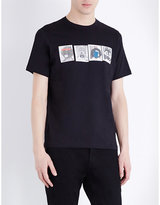 Ps By Paul Smith Mascots Cotton-jersey T-shirt