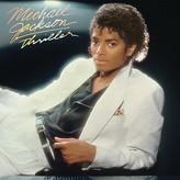 Baker & Taylor Michael Jackson, Thriller Vinyl Record