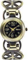JCPenney Decree Womens Multicolor Bracelet Watch-Dcr12