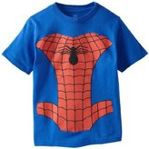 Spiderman Boys 2-7 Tee