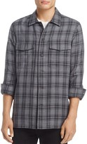 Theory Mory Plaid Shirt Jacket - 100% Exclusive