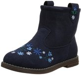 Hanna Andersson Elsa II Embroidered Bootie (Toddler/Little Kid/Big Kid)