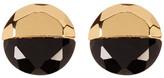 Botkier Jet Stone Stud Earrings